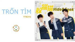 [NEW SONG] 《TRỐN TÌM 》- TFBOYS -《躲猫猫》
