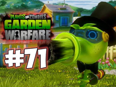 Plants Vs Zombies Garden Warfare Part 71 Peabond Hd Gameplay Youtube