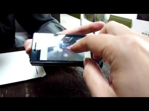 iPhone vs a Japanese copy cat