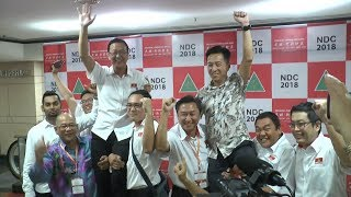Dominic Lau is the new Gerakan chief, Oh is deputy