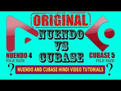 Cubase VS Nuendo | Cubase 5 Download | Nuendo 4 Download | Musical Sanjeet