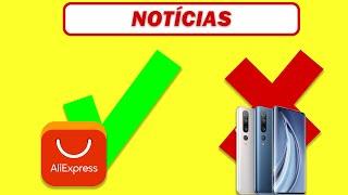 ÓTIMA notícia do AliExpress / Xiaomi Mi 10: DECEPÇÃO!