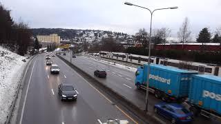 Motorvei, Oslo