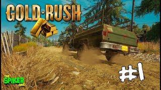 Gold Rush: The Game | Покупка богатого золотом прииска | Как добыть золото ? | #1