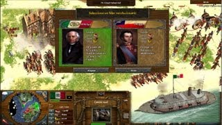 La Revolución Mexicana en Age of Empires 3 Gameplay