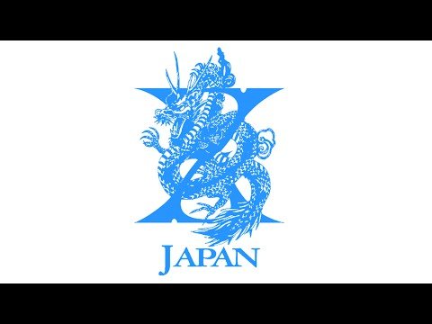 X JAPAN - Say Anything (Guitar Backing Track)