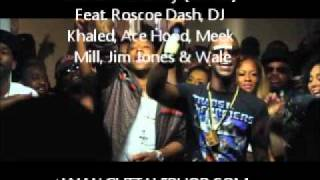 Maino - Let It Fly (Remix) Feat. Roscoe Dash, DJ Khaled, Ace Hood, Meek Mill, Jim Jones & Wale