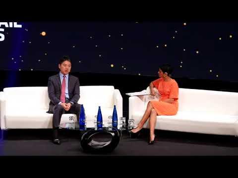 JD.com CEO Richard Liu Speaks to Naga Munchetty at World Retail Congress
