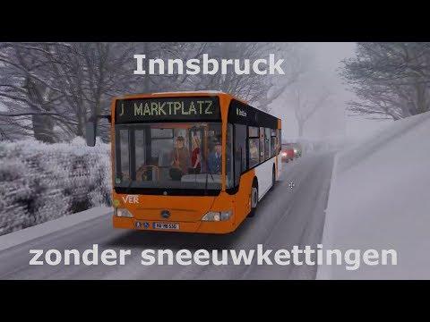 OMSI 2: Glijdend de berg af richting Innsbruck