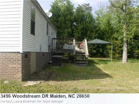Real Estate Listing For Maiden, Nc- Meet Mls# 2018569 Locate