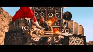 MAD MAX. FURY ROAD. Metallica - The Call Of Ktulu