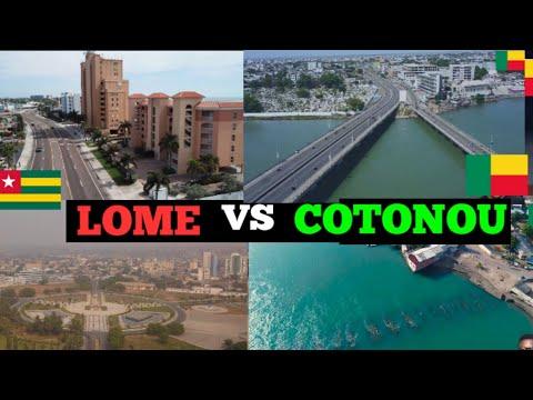 Lome Togo vs Cotonou Benin; Which City is Most Beautiful?Quelle ville est la plus belle|Visit Africa