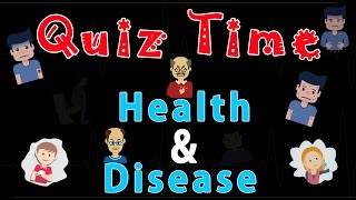 Hello friends, checkout our video on health and disease for biology | science quiz time this covers the following points: -communicable -chro...