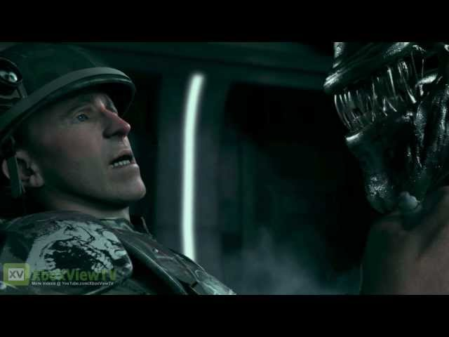 Aliens: Colonial Marines | Contact Extended Out Trailer (2013) [EN] | FULL HD