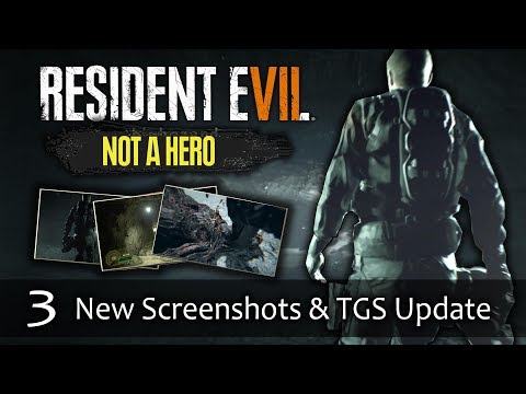 RESIDENT EVIL 7 NOT A HERO | 3 New Screenshots & Capcom Tokyo Game Show Schedule from YouTube · High Definition · Duration:  1 minutes 53 seconds  · 9.000+ views · uploaded on 16-9-2017 · uploaded by Where's Barry