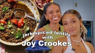 ONE POT 3 WAYS: Jęrk Spiced Lentils JOY CROOKES