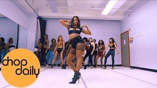 Rotimi - Love Riddim  (Dance Class Video) | @tahteeahna Choreography | Chop Daily