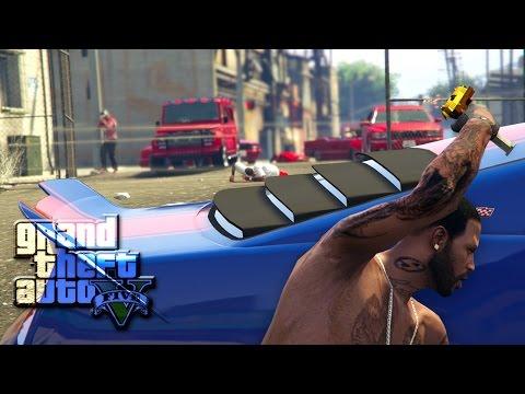 GTA 5 | BLOODS VS. CRIPS EP. 15 [HQ]
