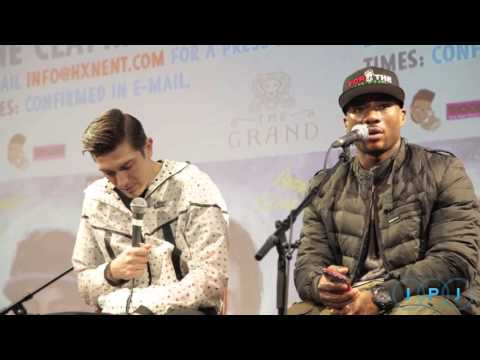 Charlamagne Tha God & Andrew Schulz (The Brilliant Idiots)