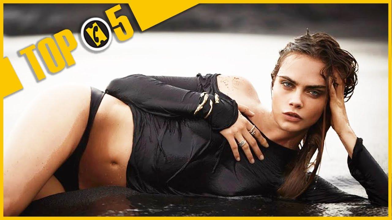 Top 5 Des Nouvelles Actrices Les Plus Sexy  03 -5896