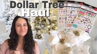 HUGE Dollar Tree Haul