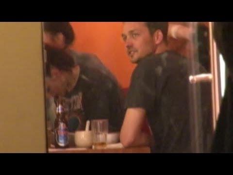Kristen Stewart Only Had Eyes for Rupert Sanders at Dinner During SWATH Press Tour  Splash