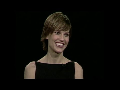 Boys Don't Cry - Interview with Hilary Swank (2000)
