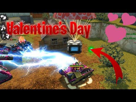 Valentine's Day 2020 GoldBox Montage #1 - Tanki Online - Wassil TO