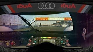 sebring audi r18 e tron quattro helmet effect game stock car extreme