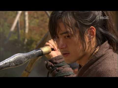[고구려 사극판타지] 주몽 Jumong 예소야에게 거부 당하고 반란을 일으킨 설탁(회상)