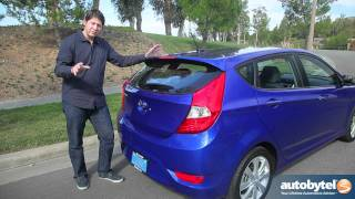 2012 Hyundai Accent Test Drive Car Review