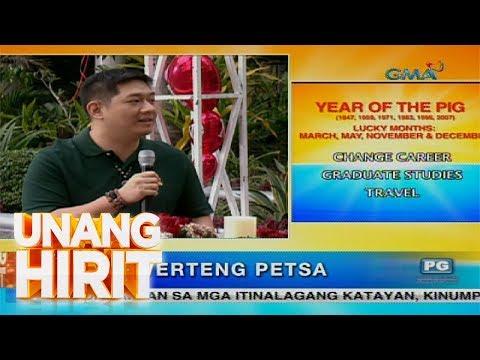 Unang Hirit: Masuwerteng Petsa Ngayong 2018