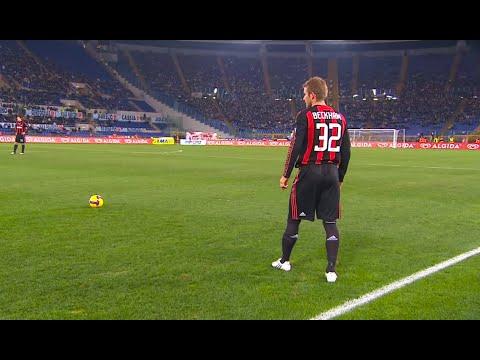 When David Beckham Proved His Class