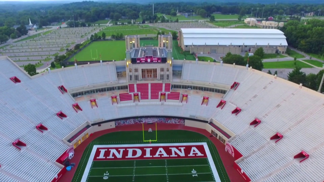 Indianas Memorial Stadium Has Come A Long Way But Still A