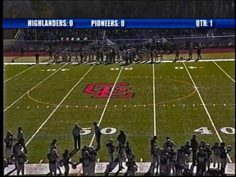 GL vs New Providence Thanksgiving Football 2017