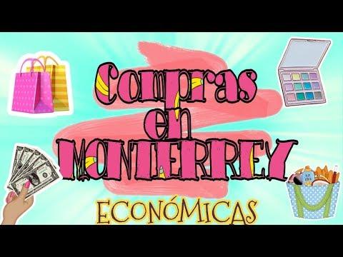 Regalos Y Compras En El Centro De Monterrey || CindyLu Ramos ||