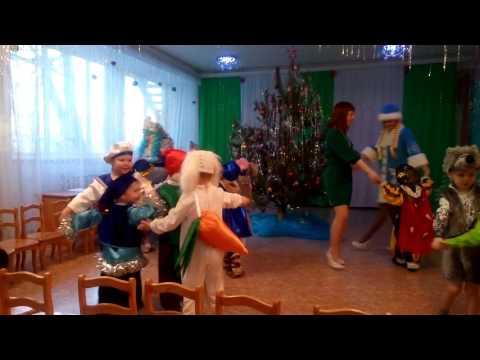 Детский танец. Звонкие ладошки