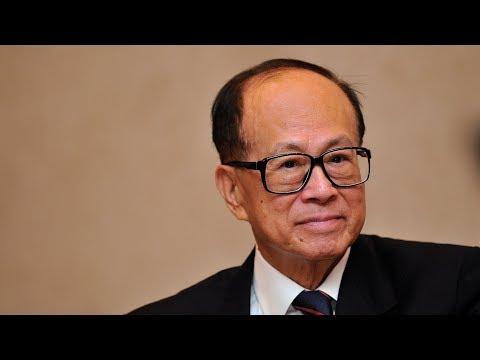 Hong Kong billionaire Li Ka-shing announces his retirement