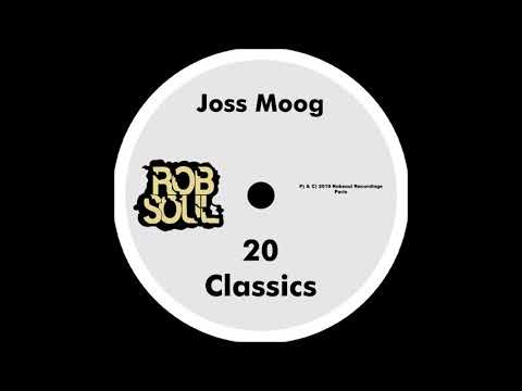 Joss Moog - Welcome To Ohio - 20 Classics (Robsoul)