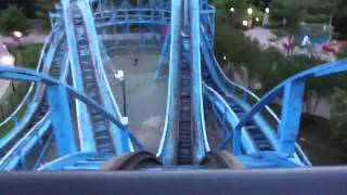 Ghoster Coaster HD Front Seat on-ride POV Kings Dominion