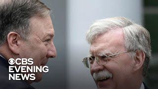 John Bolton out as national security adviser
