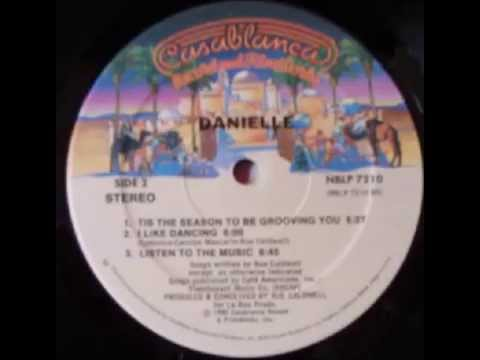 Danielle - Let's Have a Party (1980)