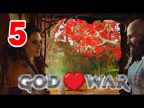 Alloy pindah game??? - God of War 4 Indonesia HARD MODE 100% Walkthrough #5