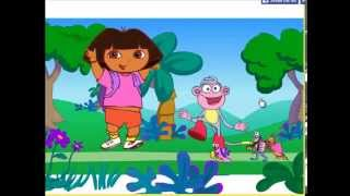 Dora Crocodile Lake Adventure-Online Game- free kids