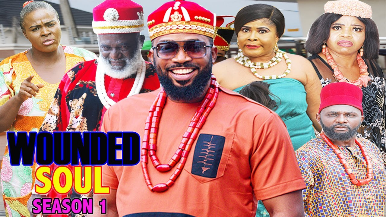 Download WOUNDED SOUL 1 (Trending New Movie )Fredrick Leonard 2021 Latest Nigerian Nollywood Movie