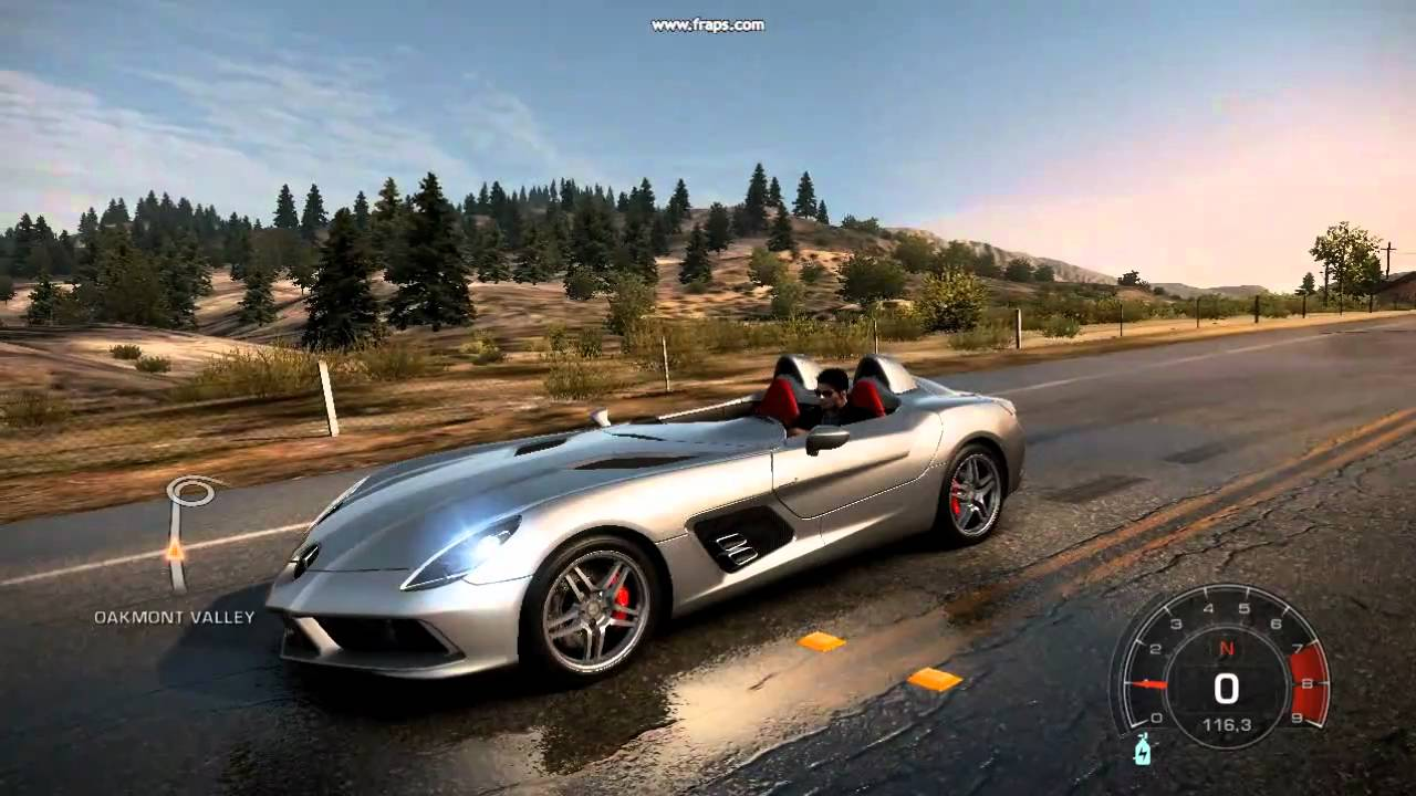 Need For Speed Hot Pursuit 3 2010 Mercedes Benz Slr