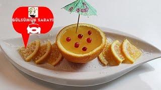 Portakal peltesi / Portakal peltesi tarifi / Pelte tarifi / Gülsümün sarayi