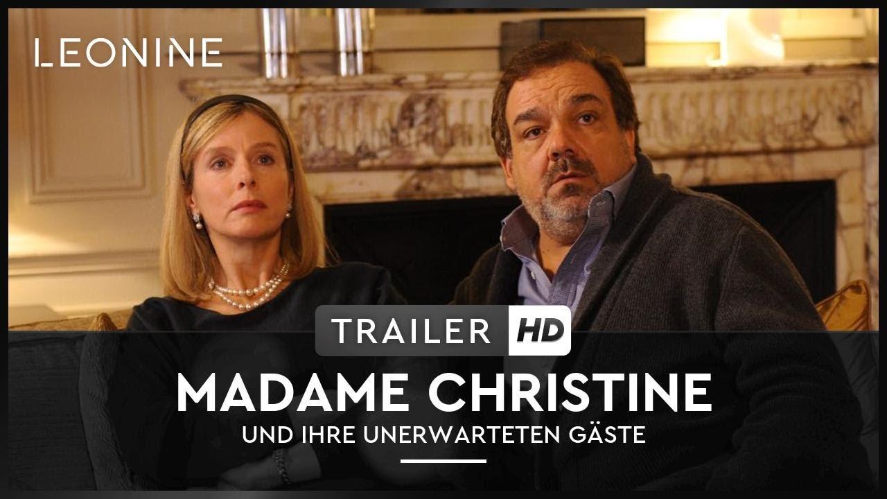 Madame Christine und ihre unerwarteten Gäste - HD Trailer (deutsch/ german; FSK 0)