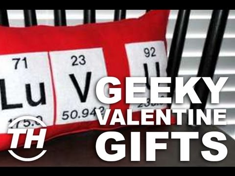 Geeky Valentine Gifts Jamie Munro Unveils Potential Presents For
