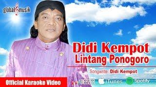 Didi Kempot - Lintang Ponorogo (Official Karaoke Video)